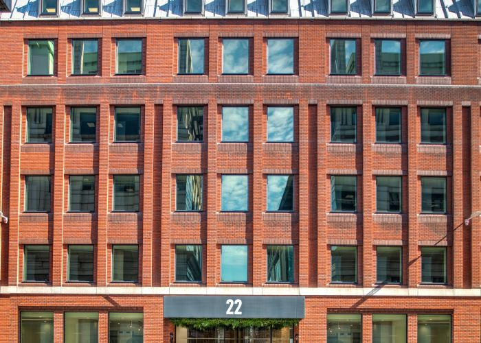 London Serviced Offices - Blackfriars @ 22 Tudor Street EC4Y 0AY - Exterior