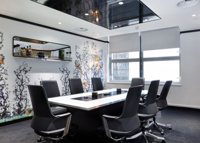 Meeting Rooms - London Mayfair Office space in Town - 4