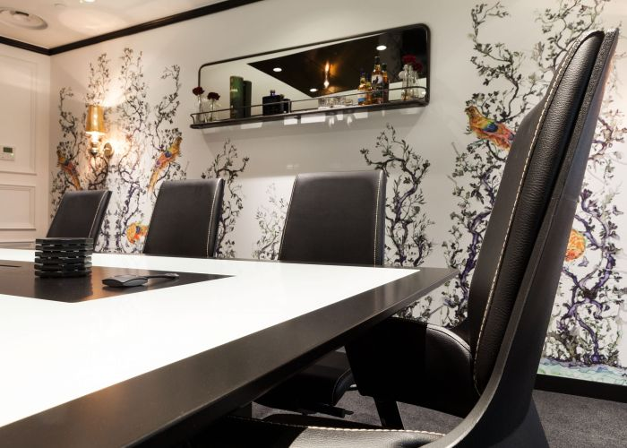 Meeting Rooms - London Mayfair Office space in Town - Comfort Seats