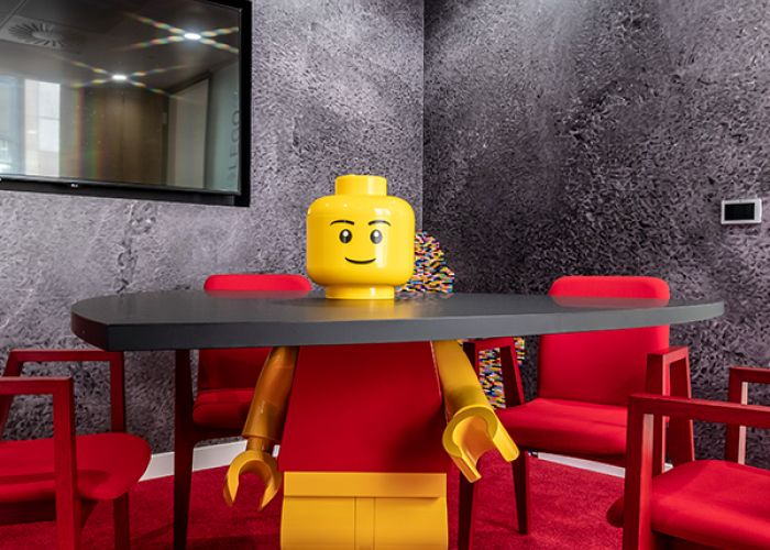 Meeting Rooms London Blackfriars Office space in Town - Lego