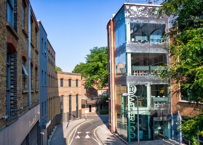 London Serviced Offices Waterloo Office Space in Town