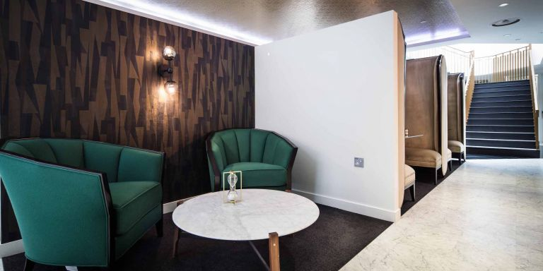 Serviced Offices London Mayfair Office Space in Town - client breakout
