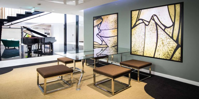 Serviced Offices London Mayfair Office Space in Town - client area