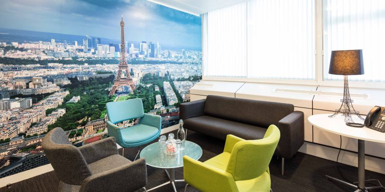 Serviced Offices London Euston Tower Office space in Town Meeting room