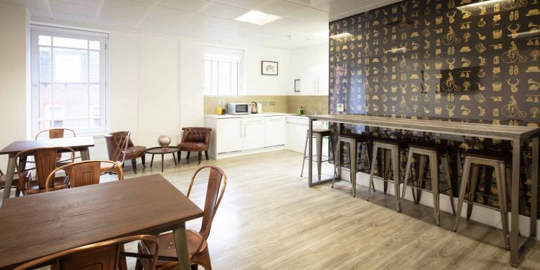 Serviced Offices London St Paul's Office Space in Town - Client kitchen