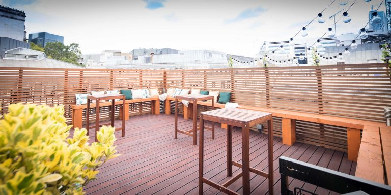 Serviced Offices London Liverpool Street Office space in Town Roof Terrace