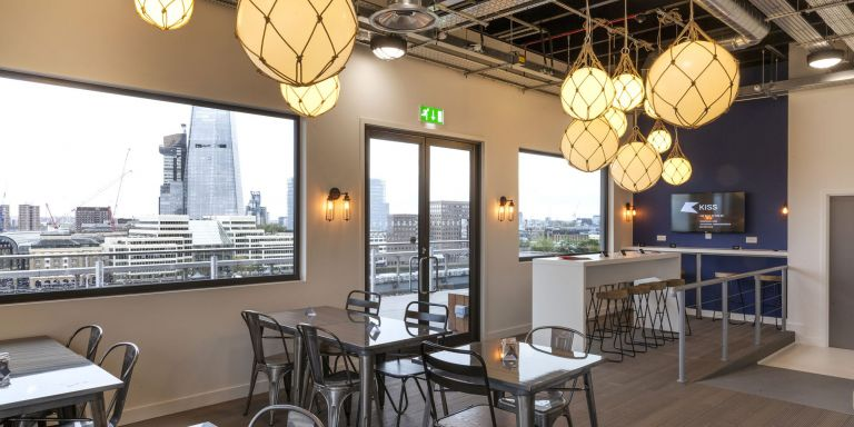 Serviced Offices London Monument Office space in Town The Deck Events Space
