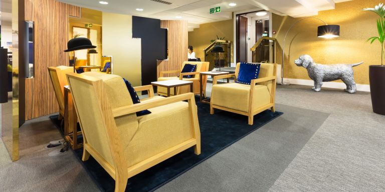 Serviced Offices London Liverpool Street Office space in Town Lounge