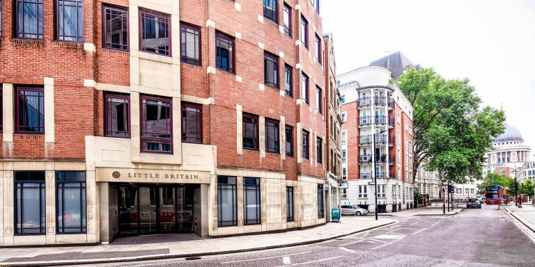Serviced Offices London St Paul's & Farringdon Office space in Town Outside
